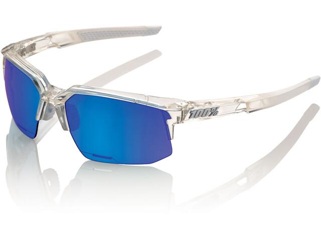 100% Speedcoupe Cykelbriller blå/hvid (2019) | Briller